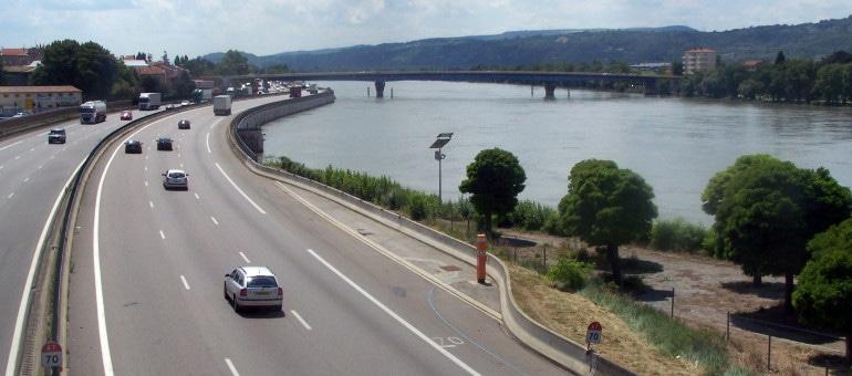 Les autoroutes urbaines de Rhône-Alpes bientôt limitées à 90km/h