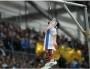 le pendu à l'effigie de Valbuean, Capture d'écran vidéo ligue1-officiel