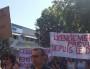Manifestation des salariés de Cenntro Motors, le 30 juin 2015. ©LB/Rue89Lyon