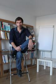 Espace Altnet - Derrick Giscloux - Crédit Eva Thiébaud