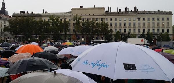 A Lyon, le préfet interdit un rassemblement de soutien aux migrants