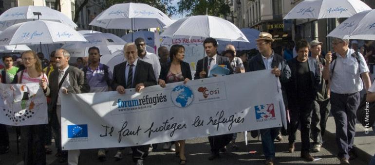 Une grève inédite et une nouvelle manif contre la loi asile et immigration de Collomb
