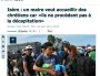 Réfugiés : un maire du Nord Isère ne veut accueillir que des chrétiens car «ils ne décapitent pas leur patron »