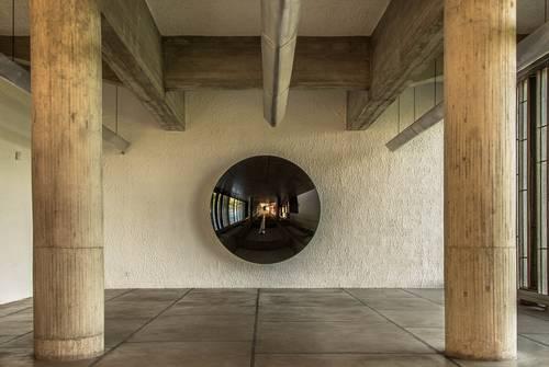 Anish Kapoor, comme chez lui à la Biennale d'art contemporain de Lyon