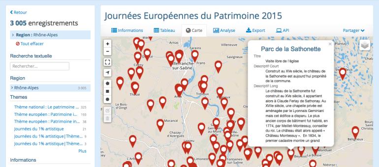 Journées du patrimoine : le programme complet autour de Lyon