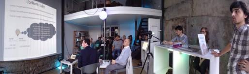 Conférence à l'espace Altnet