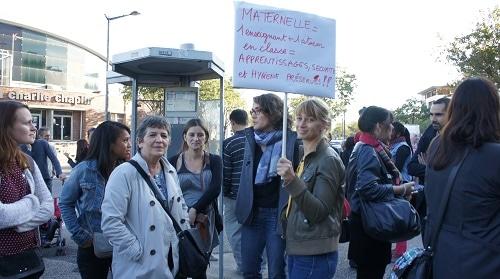 Pour Christine Manteau et Eleonore Boutonnet, la situation devient intenable.