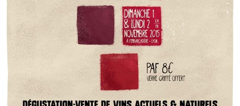 Le salon des vins Rue89Lyon, édition 2015