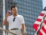 Leonardo Dicaprio est des acteurs principaux dans le Loup de Wall Street