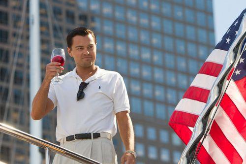 Leonardo Dicaprio est un des acteurs principaux dans le Loup de Wall Street