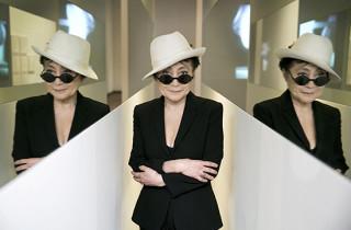 Il s'agit de la première rétrospective française de l'oeuvre de Yoko Ono.