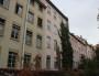 Façade arrière des bâtiments de la rue Pierre Blanc, depuis la cour du lycée Flesselles, qui remplace l'ancien couvent des Carmélites