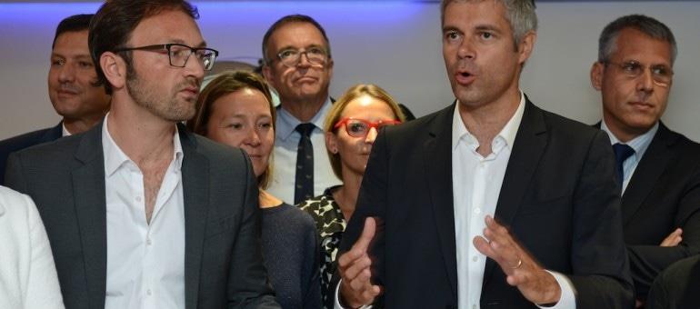 Le succès de Donald Trump conforte Laurent Wauquiez dans sa ligne politique ultra droitière