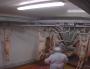 Capture d'écran de la vidéo de L214 tournée dans l'abattoir municipal d'Alès.