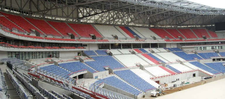 Un Grand stade de l'OL hyper-connecté, c'est « fuck WiFi, support the team » ?