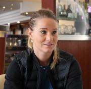 Pour Amandine Henry, l'émergence du PSG est capital pour une D1 féminine forte et attractive. ©LM/Rue89Lyon