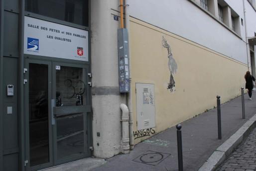 Salle municipale des ovalistes - Crédit Eva Thiébaud