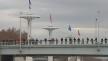 Après l'interdiction de la marche, une chaîne humaine d'« urgence climatique » à Lyon