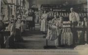 Ouvrières d'un atelier de moulinage vers 1910 - Patrimoine de l'atelier musée de la soie de Taulignan - Drôme