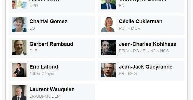 Electionsrégionales: comparez les programmes en Auvergne-Rhône-Alpes