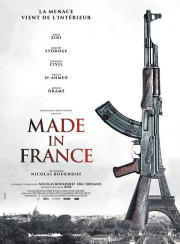 L'affiche retirée des rues parisiennes après les attentats du vendredi 13 novembre.