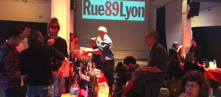 On vous a vus au salon des vins Rue89 Lyon (deuxième édition)