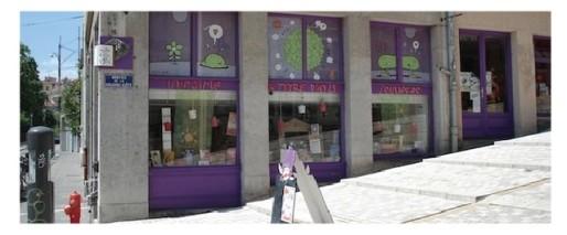 La librairie A Titre d'Aile