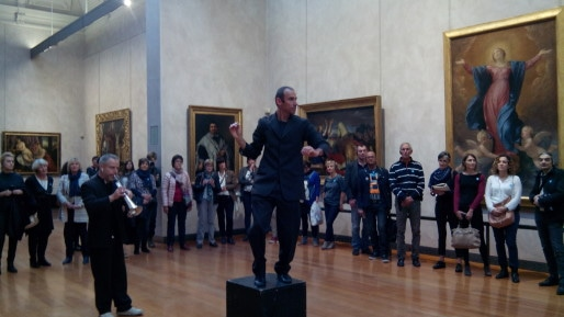 Denis Plassard aux Musée des Beaux Arts