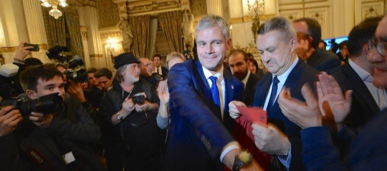 Laurent Wauquiez élu président de région: apprenez à le connaître