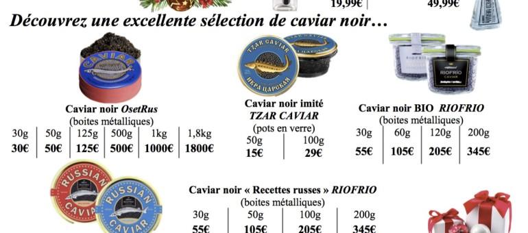 Caviar et vodka : «Erai Monde» approche maladroitement l'économie régionale