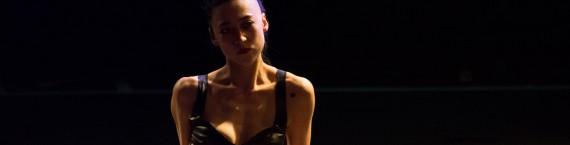 Marianne Chargois, performeuse, crédit photo Eric Merour