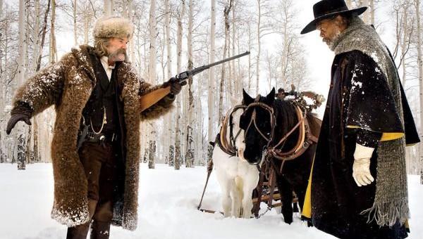 Tarantino se paie huit salopards pour un nouveau western