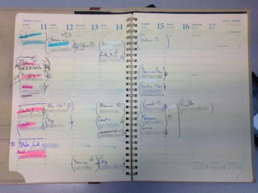L'agenda des covoiturages de Barth la semaine du 11 janvier © Photo DR