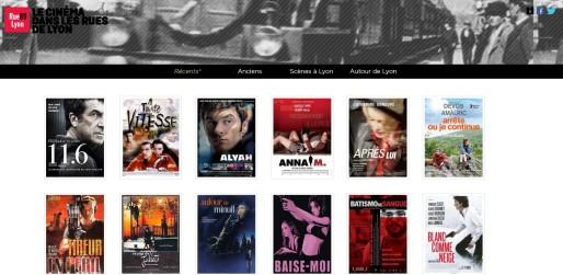 Capture appli-ciné