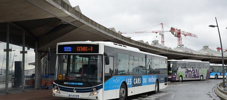 Le Rhône supprime un tiers de ses cars interurbains