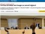 Au conseil régional, Laurent Wauquiez réduit le nombre d'assemblées plénières
