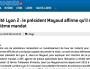 Lyon 2 : Jean-Luc Mayaud renonce à un deuxième mandat de président de l'université