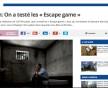 Capture d'écran de 20minutes.fr