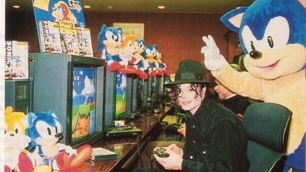 Michael Jackson, compositeur de luxe pour Sonic The Hedgehog