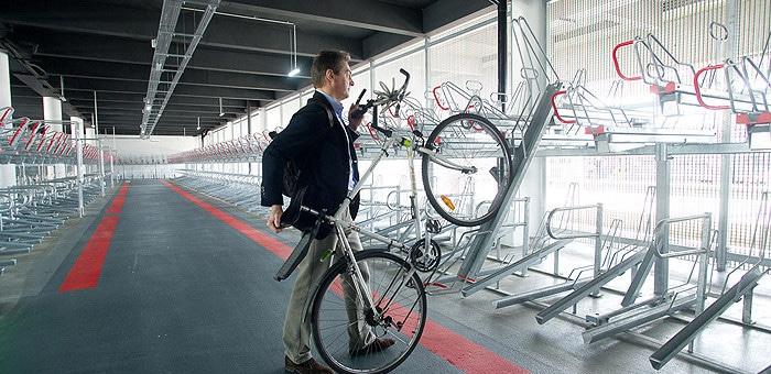 Lyon, Strasbourg et Bordeaux à vélo : qui pédale le plus ?