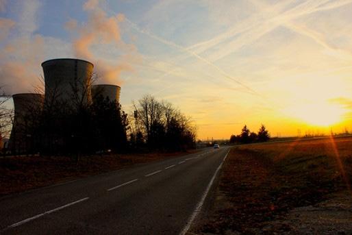 centrale nucléaire Bugey Lyon