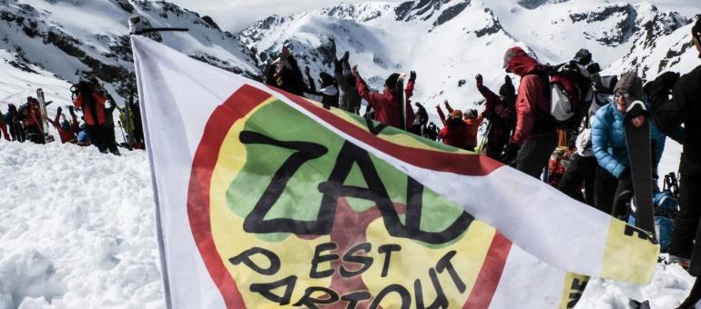 Chamrousse deviendra-t-elle la plus haute ZAD de France ?