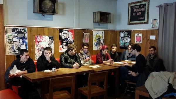 Manif contre la loi travail à Lyon : «La jeunesse qui s'organise fait peur»