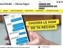 La campagne de consultation pour choisir le nom de la région Auvergne-Rhône-Alpes est ouverte jusqu'au 25 mars 2016. Capture d'écran