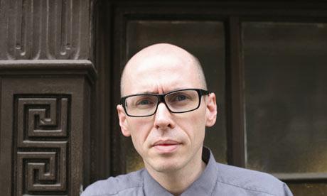 David Peace à Lyon : romans noirs sur carrés verts