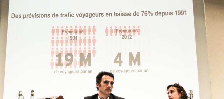 Grenoble se retire du financement de la ligne TGV Lyon-Turin