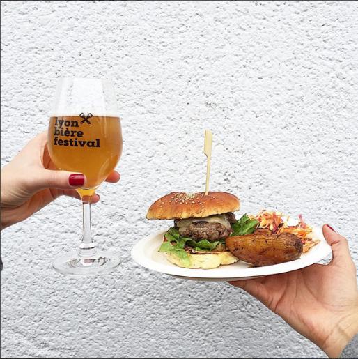 Le Lyon bière Festival édition 2016. Crédit : Monick Dimonte - instagram