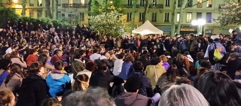 Après Nuit Debout, la «fête à Macron» à Lyon ce samedi