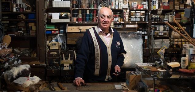 Le Crépin de Lyon, une peausserie dans son jus depuis 121 ans