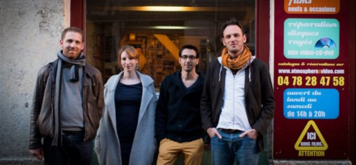 Crédit Photo : Damien Vildrac, Alizée Gueudin, Baptiste Vildrac, Sébastien Joly © DR